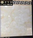 Azulejo de suelo esmaltado pulido mirada de la porcelana 800*800 del jade 8A005