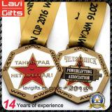 도매 관례 3D는 Marathon&Nbsp를 수여한다; 스포츠 메달