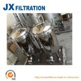 Caixa de filtro de bagagem para tratamento de água