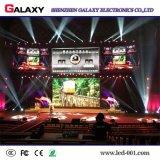 El panel de alquiler de interior de P3/P4/P5/P6 LED para la demostración, etapa, conferencia (de aluminio a presión la fundición)