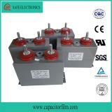 condensatore elettronico del filtrante di alto potere di 7200UF 1250VDC