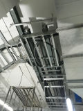 Barra de alumínio folheada Busway do Busway-Alumínio