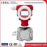 Transmissor de pressão do Dp para a medida nivelada de tanque Closed