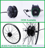 Jb-92q 24 voltios Brushless Electric Bike DC motor de la rueda delantera