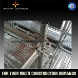 Q345建築工業のための鋼鉄物質的なRinglocksの足場システム