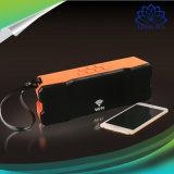 Beweglicher Minilautsprecher im Freien wasserdichter WiFi Lautsprecher