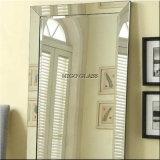 El espejo de la gimnasia del espejo del baño del espejo de la pared de Frameless/biseló el espejo
