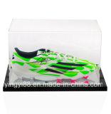 Rectángulo de zapato de acrílico de la calidad estupenda para Nike