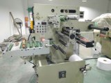 シートの製造のためのラベルの型抜き機械