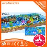 Apparatuur van de Speelplaats van het Labyrint van de Kinderen van de fabrikant de Oceaan Binnen voor Verkoop