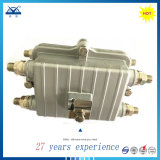 Pararrayos coaxiales de cabletelevisión impermeables de la oleada de la señal de 0~900MHz CATV TV