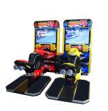 MünzenSimulater Motorrad-Auto-Laufenspiel-Maschine