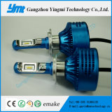 Iluminação de automóvel Lâmpada de cabeça Auto LED H7 Farol para kit de carro
