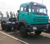 De Tractor Hoofd420HP van Beiben Ng80 6X4 (Diesel WEICHAI BOSCH Pomp)