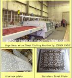 Машина вытравливания листа нержавеющей стали для плиты лифта (GE-SK48)