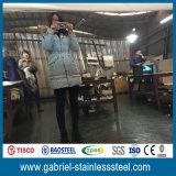 surtidor inoxidable de 316 de 1m m del espesor 8k/16k/32k hojas de acero del espejo