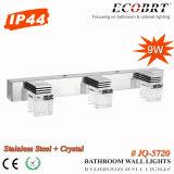 La lumière en cristal de miroir de la salle de bains DEL de Guzhen Ecobrt-9W -5720