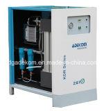 Compresseur d'air sans huile rotatif à barre rotative à 8 bar (KDR3312D-50)