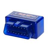 Mini petit scanner de diagnose de WiFi de l'outil de diagnostique I de l'orme 327 de couleur bleue