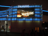 Écran de publicité géant polychrome extérieur d'Afficheur LED de la déclaration provisoire P8 (centre commercial)