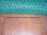 Reticolato esagonale galvanizzato della rete metallica per la gabbia del cane del coniglio del pollo con l'alta qualità