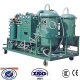 Hohes Vakuumturbine-Öl-Reinigungsapparat-Onlinefunktion
