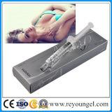 Anti-Enrugamento cutâneo 1ml 2ml do enchimento do ácido hialurónico