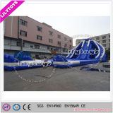 Riesiges Flusspferd-aufblasbares Wasser-Plättchen für Verkauf
