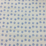 Katoen van de ramee mengde de BloemenStof van de Druk voor de Textiel van het Huis van het Kledingstuk