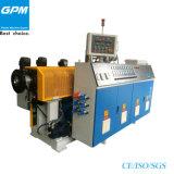 Extrusora de parafuso gêmea para a fabricação da tubulação do PVC