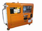 Тепловозный молчком генератор с CE и ISO9001 (DG6LN/4LN)
