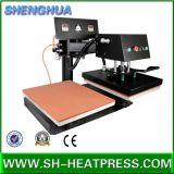 De dubbele Machine van de Pers van de Hitte van de Schommeling van Pniumatic van Posten Hoofd voor Verkoop