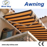 100% Aluminium Anti-UV Frame Sun Screen para Balcony (B1200)