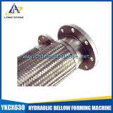 Acier inoxydable 304 industries de la tuyauterie flexibles