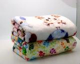 مرجان صوف غطاء طفلة فوط