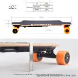 リモート・コントロールの二重ハブモーター4車輪の電気スケートボード
