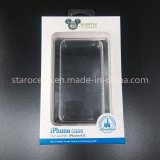 Producto de empaquetado del plástico del rectángulo de la carga del teléfono