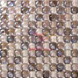 Telha de cristal de vidro redonda do mosaico (CFR623)
