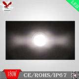 31.5inch barre d'éclairage LED de l'éclairage LED Bar180W avec le réflecteur 5D