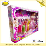 Imprimir PVC muñeca de la caja de embalaje