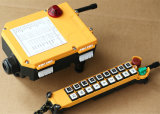 Vitesse simple de contrôleur industriel de Radio Remote de 18 boutons