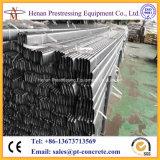 プレストレスト電流を通された波形の金属ダクトPost-Tensioningシステム