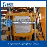 plataforma de perforación de la perforación de los 600m, máquina de la base del orificio