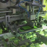 자동적인 원통 모양 실크 스크린 인쇄 기계