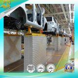 Linea di produzione automatica della pittura del rivestimento per l'automobile ed il bus