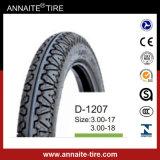 Qualitäts-Motorrad-Reifen 3.00-17, weg vom Straßen-Muster-Motorrad-Reifen