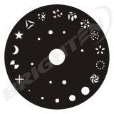 Träger Nachtklub-Lichteffekte DJ-200W 5r