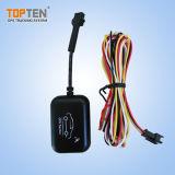기억 장치, 건전지, 자동 위치 보고 (MT05-ER)를 가진 소형 차 또는 기관자전차 추적자 경보 GPS