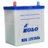 Batería seca de la carga del almacenaje (N36)
