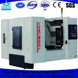 Elevada precisão Vmc 1060L usado processando o centro fazendo à máquina vertical do CNC das ferramentas